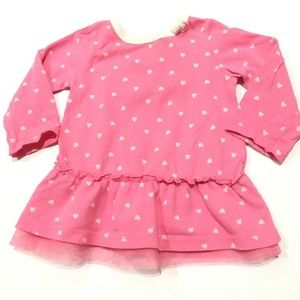 🌈 5 for $25 Baby Girl Top Sz 0-3 m